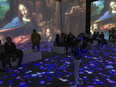 'Da Vinci Experience'