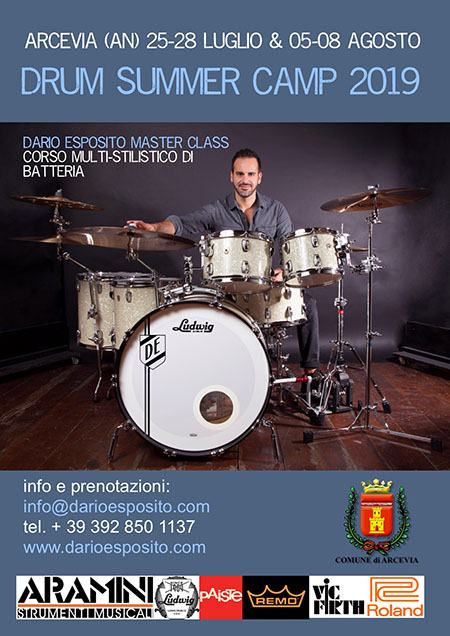 Drum Summer Camp 2019