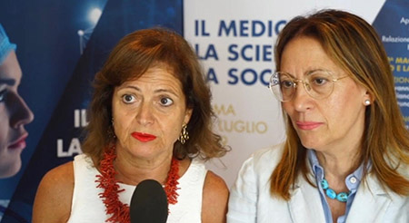 Erminia Bottiglieri e Teresa Galoppi