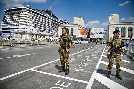 Esercito Italiano per Universiade