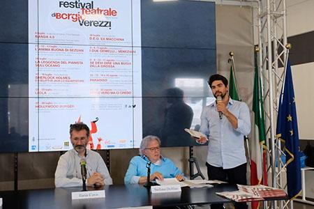 Festival teatrale di Borgio Verezzi, Bellomo, Delfino, Corso