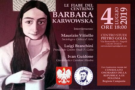 'Le Fiabe del Centrino' di Barbara Karwowska