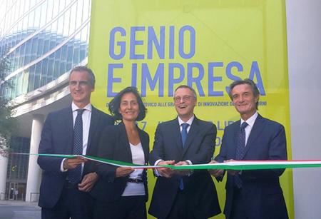 'Genio e Impresa. Da Leonardo e Ludovico alle grandi storie di innovazione dei nostri giorni'