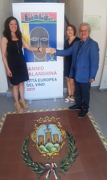 Giulia Falato e Floriano Panza