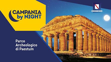'Guardando le stelle dei Greci' al Parco Archeologico Paestum