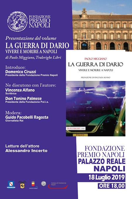 La guerra di Dario - Vivere e morire a Napoli' di Paolo Miggiano
