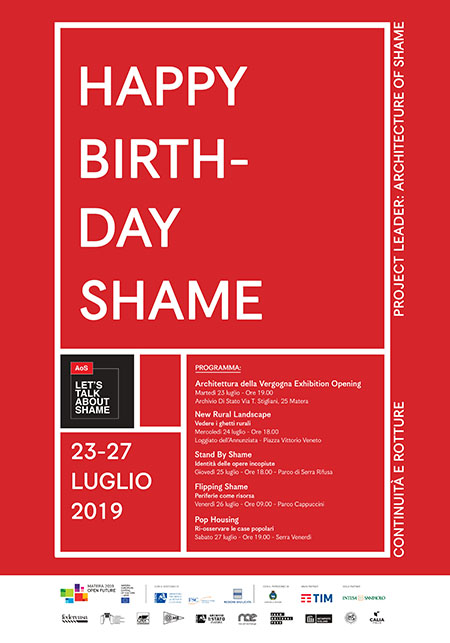 'Happy Birthday Shame!'