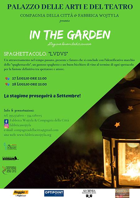 'In the Garden 2019'
