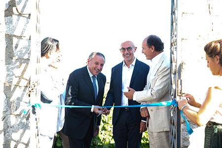 Inaugurazione 'Dalí a Capri'