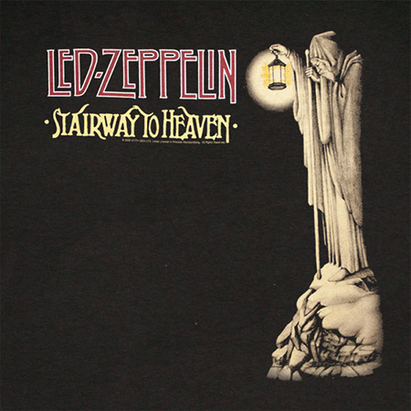 Led Zeppelin - 'Stairway to Heaven'