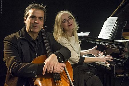 Luca Pincini e Gilda Buttà - Ph. Paolo Soriani
