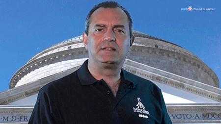 Luigi de Magistris Universiade