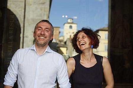 'Piccola Patria' - Luca Ricci e Lucia Franchi