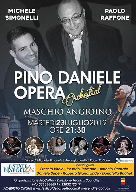 'Pino Daniele Opera'