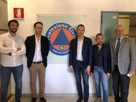 Protezione Civile Lombardia