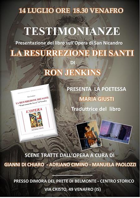 'La Resurrezione dei Santi' di Ron Jenkins