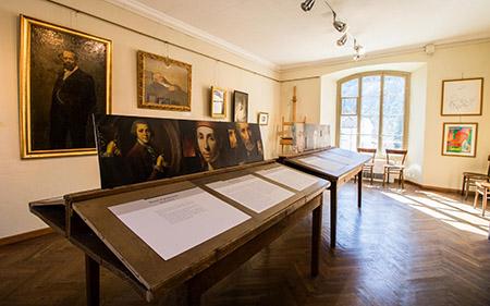 Scuola di Belle Arti Rossetti Valentini a Santa Maria Maggiore (VB) - ph. Massimo Bertina