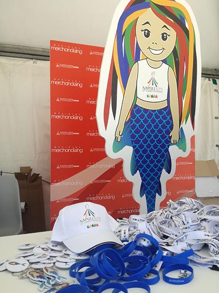 Sirena Partenope Universiade
