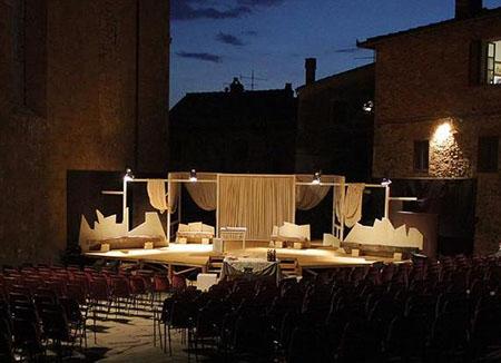 Teatro Povero di Monticchiello (SI)