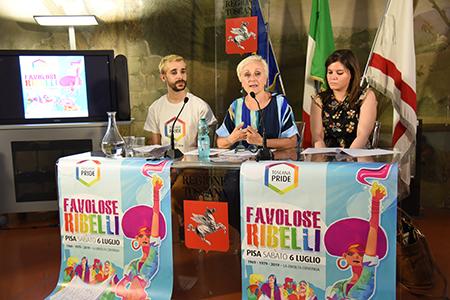 Toscana Gay Pride 2019