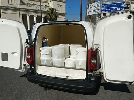 trasporto prodotti alimentari