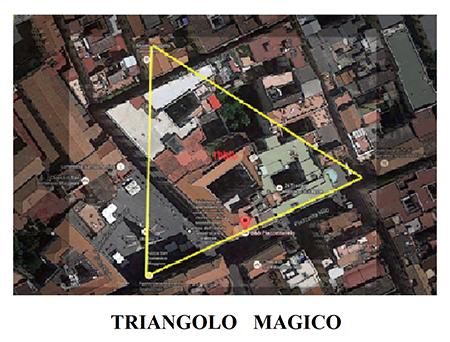Triangolo magico partenopeo