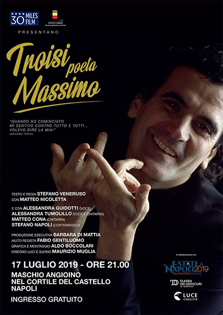 'Troisi poeta Massimo'