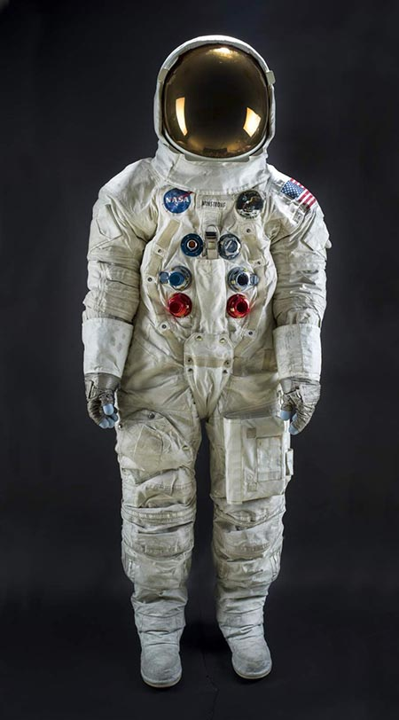tuta spaziale di Neil Armstrong