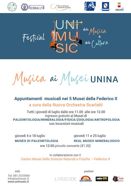 UniMusic ai Musei UNINA
