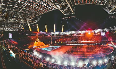 Universiade Stadio San Paolo