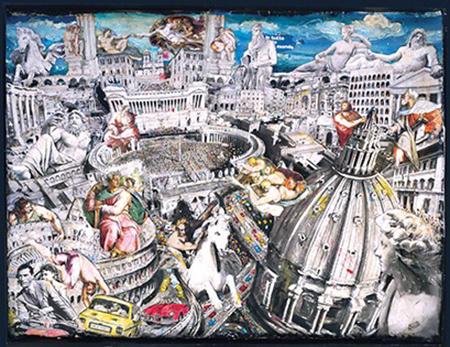 Arte in corsia: Paolo Franzoso'