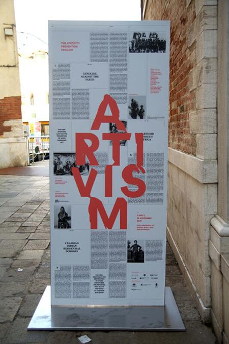 'Artivism'
