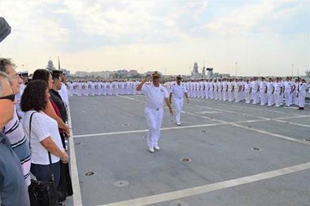 Comando in Capo della Squadra Navale della Marina Militare
