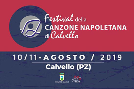 Festival della Canzone Napoletana di Calvello 2019
