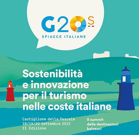 G20s 2019 summit spiagge italiane