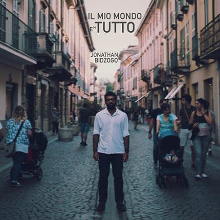 'Il mio mondo è tutto' di Jonathan Bidzogo