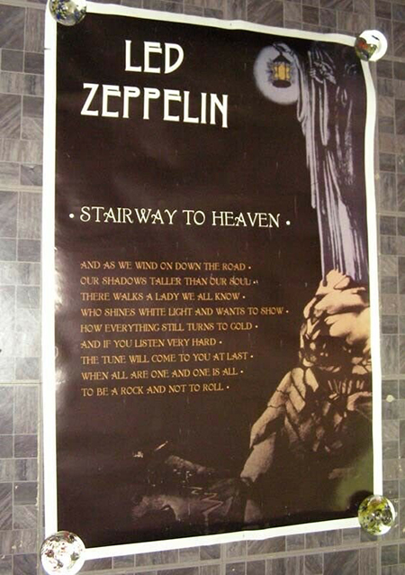 Led Zeppelin - 'Stairway to Heaven'