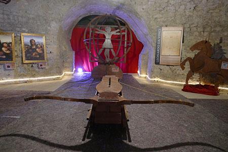 'Leonardo da Vinci il Genio del Rione Sanità'