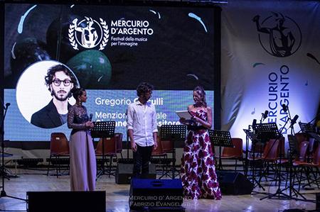 Mercurio d'Argento Carolina Signore Gregorio Calculli Noemi Gherrero ph fabrizio evangelisti