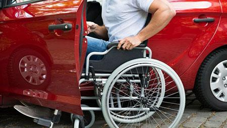 Mobilità persone con disabilità motoria