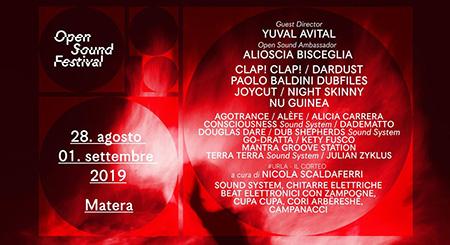 'Open Sound Festival'