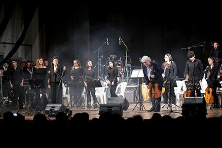 Orchestra Etno popolare