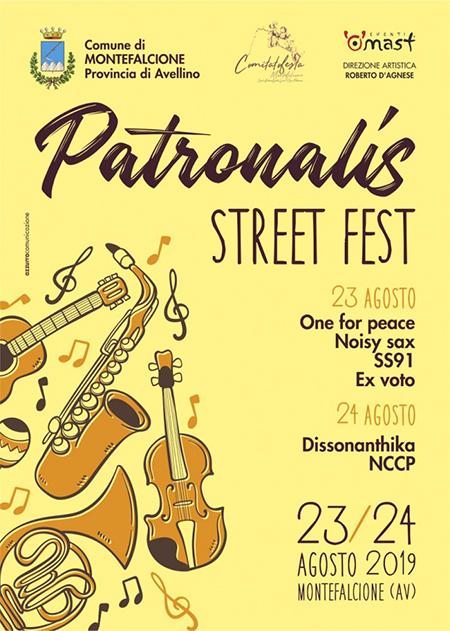 'Patronalis Street Fest'