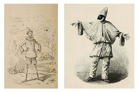 Pinocchio e Pulcinella