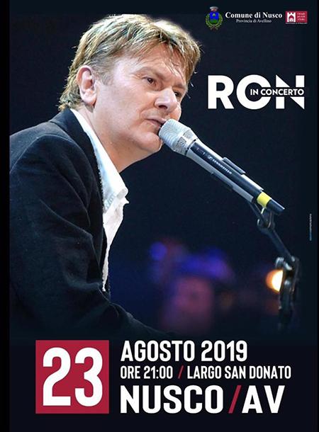 Ron a Nusco (AV)