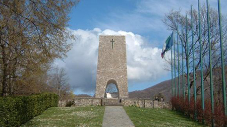 Sant'Anna di Stazzema (LU) ossario