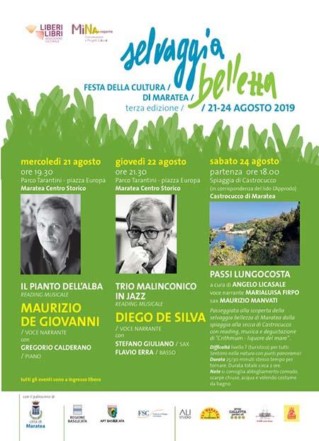 Selvaggia Bellezza Maratea 2019
