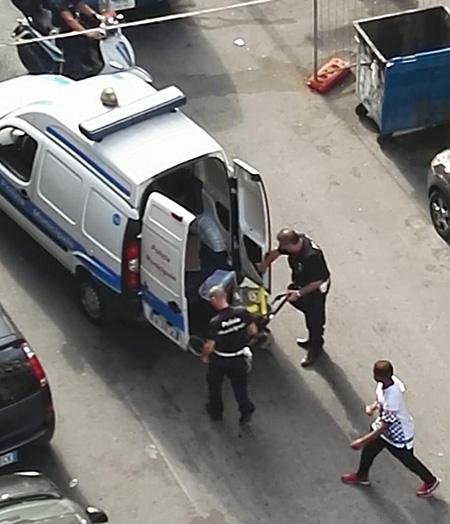 Sequestro Polizia Locale
