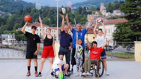 'Sport senza barriere'