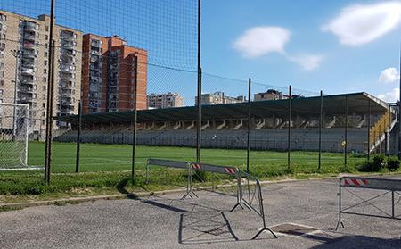 Stadio Landieri di Napoli